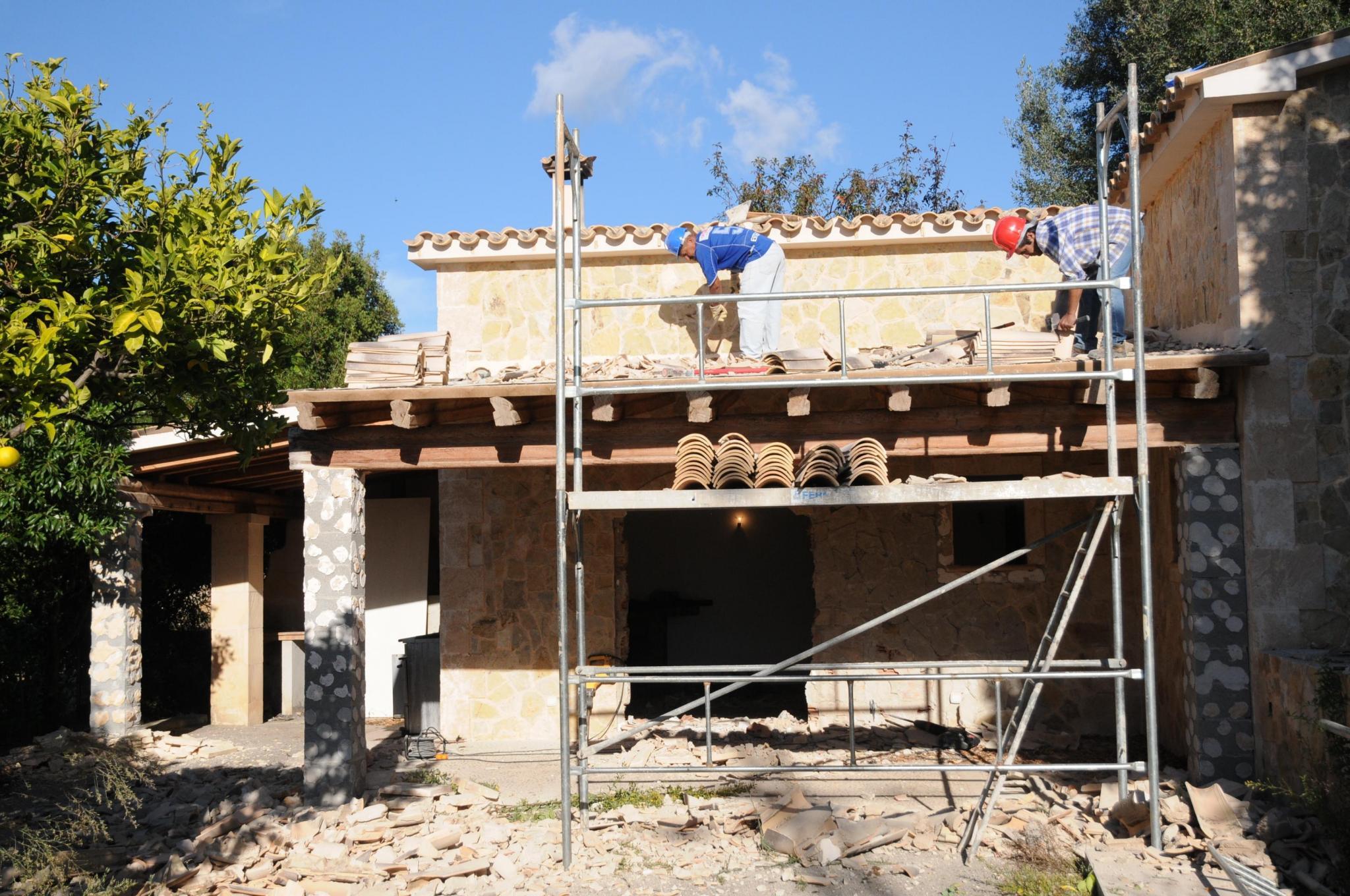 Caseta de aperos normativa amazing caseta de aperos en - Normativa casas prefabricadas mallorca ...