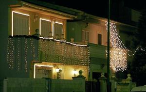 En Esta Casa Se Vive La Navidad
